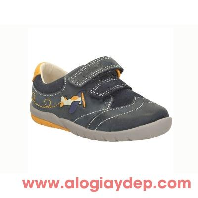Giày Clarks Softy Liam - CX57